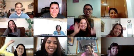 Online K12 PD with TESOL Trainers